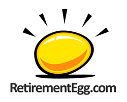 Retirement Egg Logo